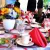 Letusmakeyoursignaturecampuseventsingwithfloralcenterpieces,linens,catering,andsetup